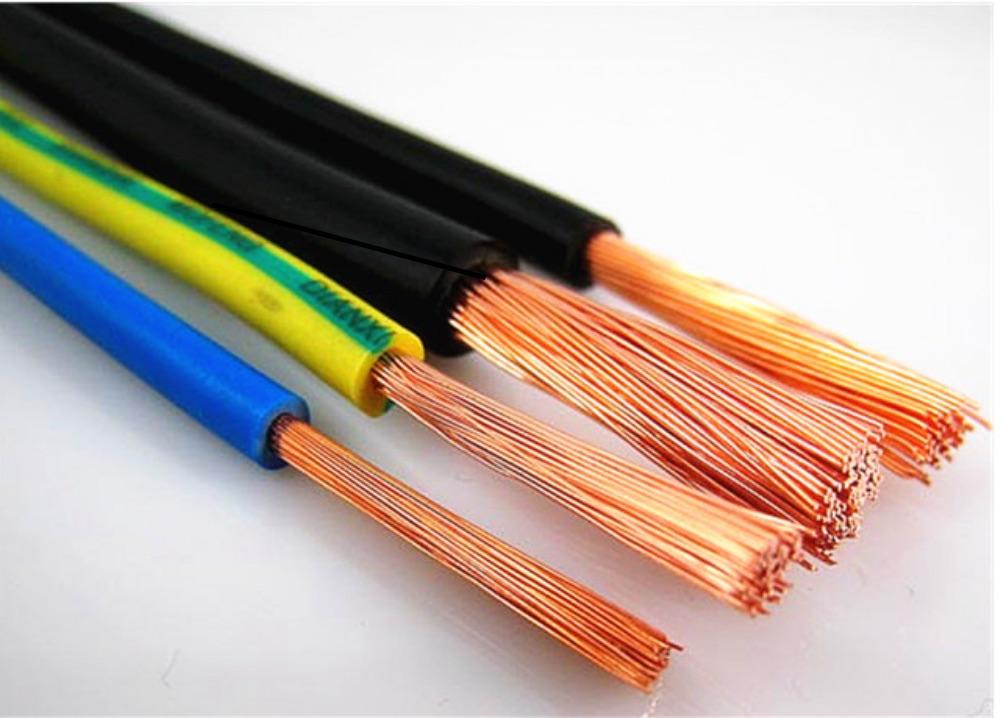H07V-K 16mm² PVC Aderleitung Verdrahtungsleitung flexibel versch.Farben 1,55€//m